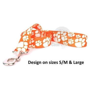 Clemson Tigers Nylon Leash