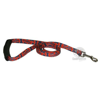 Illinois Fighting Illini EZ Grip Nylon Leash