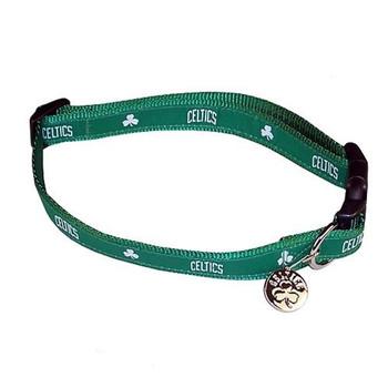 Boston Celtics Alternate Style Pet Collar