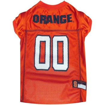 Syracuse Orange Pet Jersey