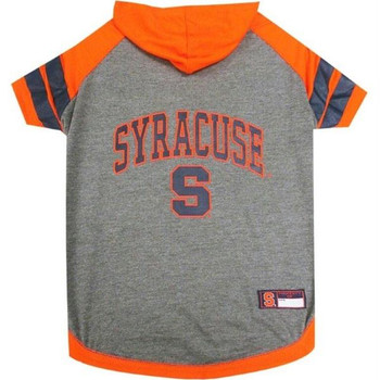 Syracuse Orange Pet Hoodie T-Shirt