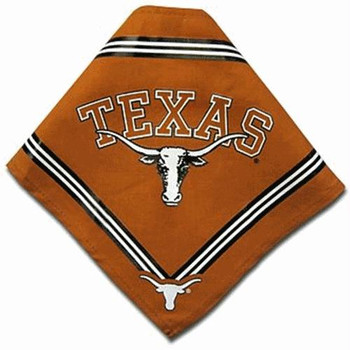 Texas Longhorns Dog Bandana