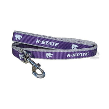 Kansas State Reflective Pet Leash