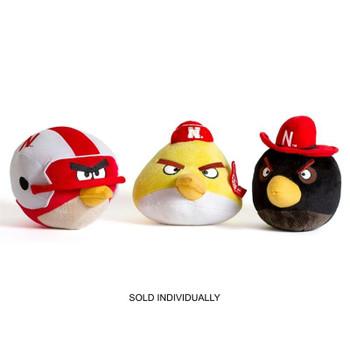 Nebraska Huskers Angry Birds