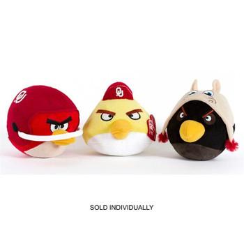 Oklahoma Sooners Angry Birds