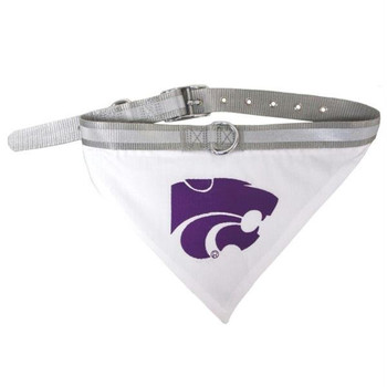Kansas State Pet Collar Bandana