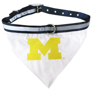 Michigan Wolverines Collar Bandana