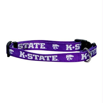 Kansas State Dog Collar