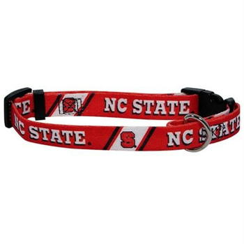 NC State Wolfpack Pet Collar