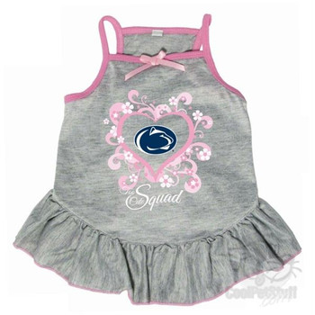 """Penn State Nittany Lions """"Too Cute Squad"""" Pet Dress"""