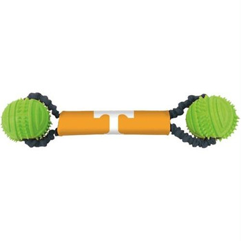Tennessee Vols Double Bungee Tug-N-Toss Toy