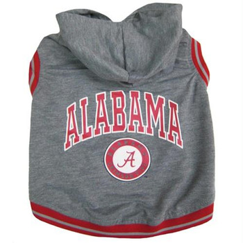 Alabama Crimson Tide Pet Hoodie Sweatshirt