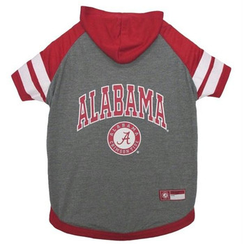 Alabama Crimson Tide Pet Hoodie T-Shirt