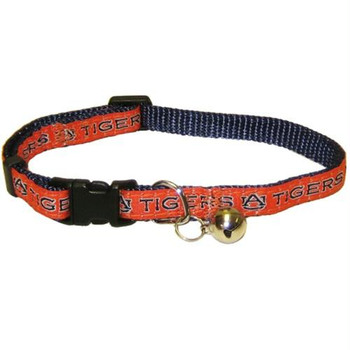 Auburn Tigers Breakaway Cat Collar