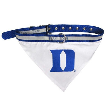Duke Blue Devils Pet Collar Bandana