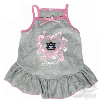 "Auburn Tigers ""Too Cute Squad"" Pet Dress"