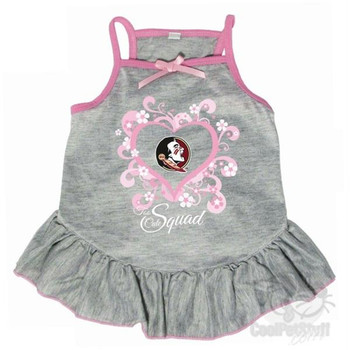 "Florida State Seminoles ""Too Cute Squad"" Pet Dress"