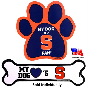 Syracuse Orange Car Magnets