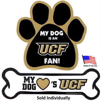 UCF Knights Car Magnets