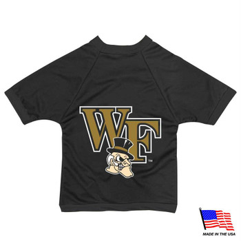 Wake Forest Athletic Mesh Pet Jersey