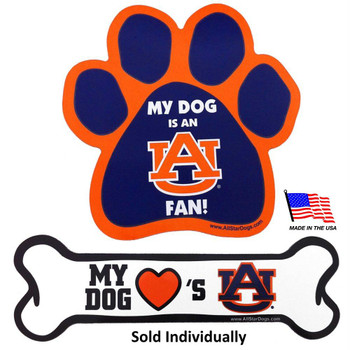 Auburn Tigers Car Magnets