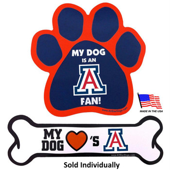 Arizona Wildcats Car Magnets