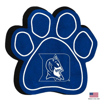 Duke Blue Devils Paw Squeak Toy