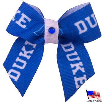 Duke Blue Devils Pet Hair Bow