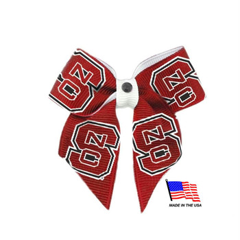 NC State Wolfpack Pet Hair Bow