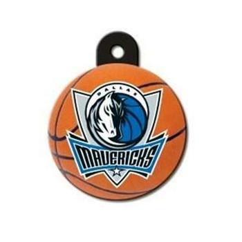 Dallas Mavericks Circle ID Tag