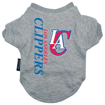 Los Angeles Clippers Pet T-Shirt