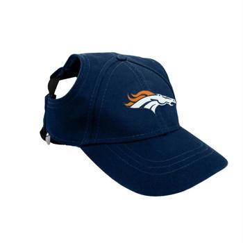 Denver Broncos Pet Baseball Hat