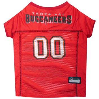 Tampa Bay Buccaneers Pet Dog Jersey