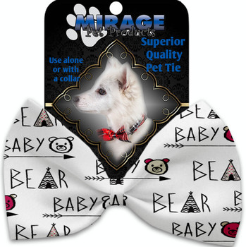 Baby Bear Pet Bow Tie