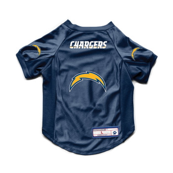 Los Angeles Chargers Pet Stretch Jersey