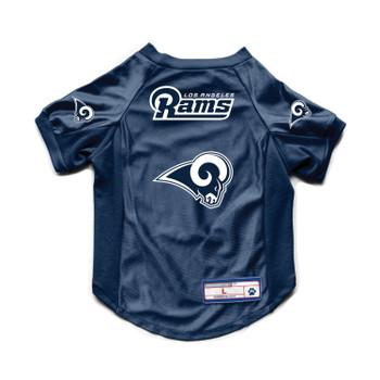 Los Angeles Rams Pet Stretch Jersey