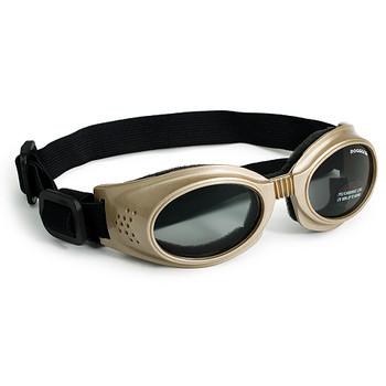 Chrome Originalz Pet Dog Sunglasses by Doggles - XS - Large