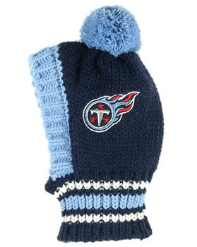 NFL Tennessee Titans Dog Knit Ski Hat