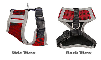NFL Arizona Cardinals Dog Mesh Harness