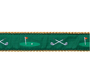 18th Hole 3/4 & 1.25 inch Dog Collar, Harness