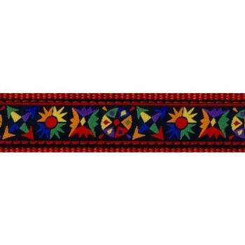 Tribal 3/4 & 1.25 inch Dog Collar or Harness
