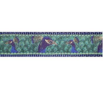 Peacocks Dog Collars, Harness & Leash