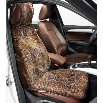 Windsor Microvelvet Single Car Seat Cover