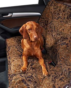 Windsor Microvelvet Vehicle Back Seat Cover