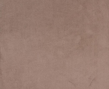 Taupe Microvelvet Vehicle Back Seat Cover