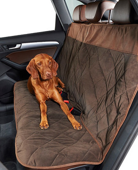 Cross Country Back Seat Protector Cover - Hickory (Cowboy)