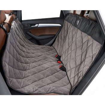 Cross Country Hammock Back Seat Protector Cover - Ash