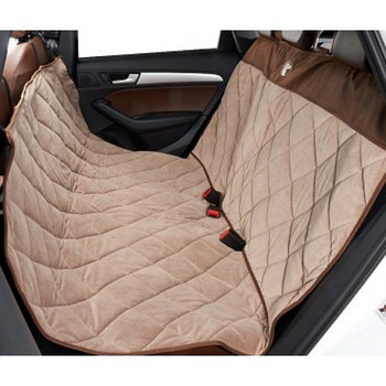Cross Country Hammock Back Seat Protector Cover - Pebble