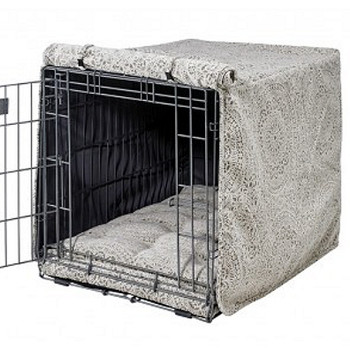 Chantilly Microvelvet Crate Cover