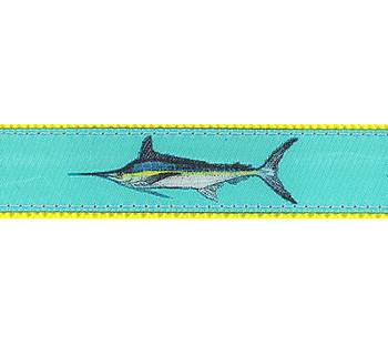 Maryland Blue Crab 3/4 & 1.25 inch Dog Collar, Harness